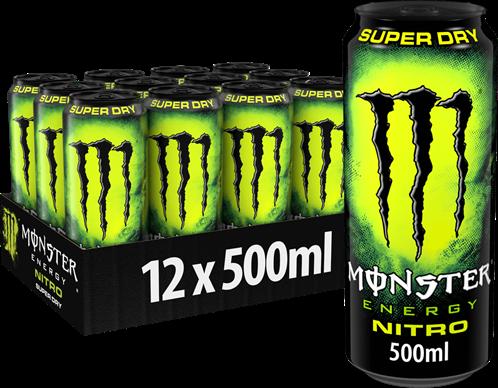 Monster Energy Nitro (12 x 500 ml)