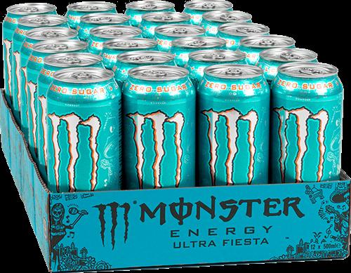 Monster Energy Ultra Fiesta (24 x 500 ml)