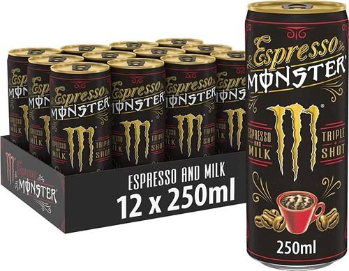 Monster Espresso Milk (12 x 250 ml)