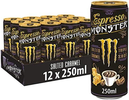 Monster Espresso Salted Caramel (12 x 250 ml)
