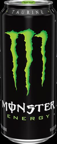 Monster Energy Original USA (1 x 473 ml)