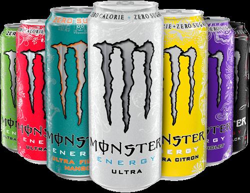 Monster Energy Ultra Mixtray (7 x 500 ml)