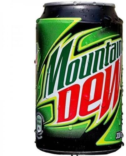 Mountain Dew Original (24 x 330 ml)
