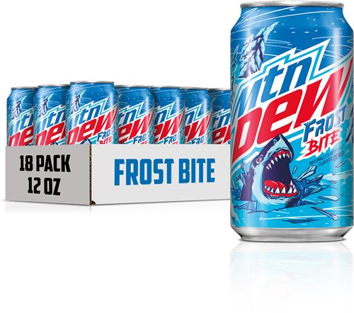 Mountain Dew Frost Bite (12 x 355 ml)