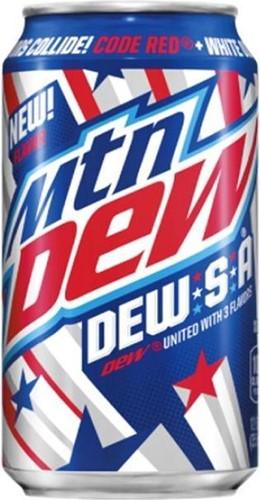 Mountain Dew S-A (12 x 355 ml)