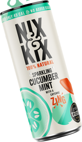 Nix & Kix Cucumber Mint (1 x 250 ml)