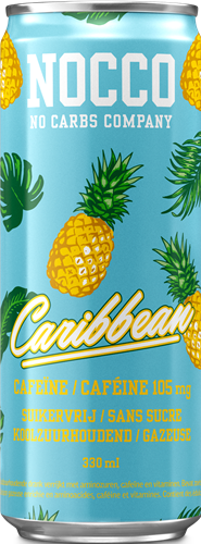 Nocco BCAA Caribbean (1 x 330 ml)