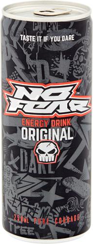 No Fear (24 x 250 ml)