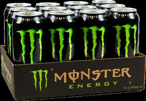 Monster Energy Original (12 x 500 ml)