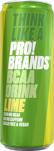 AminoPro Drink Lime (1 x 330 ml)