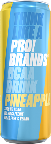 AminoPro Drink Pineapple (1 x 330 ml)