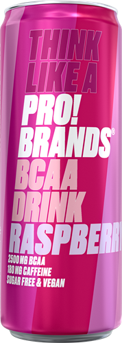 AminoPro Drink Raspberry (1 x 330 ml)