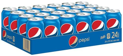 Pepsi (24 x 330 ml)