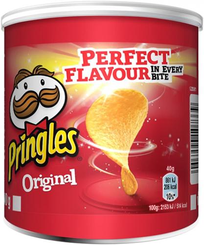 Pringles Original (12 x 40 gr)