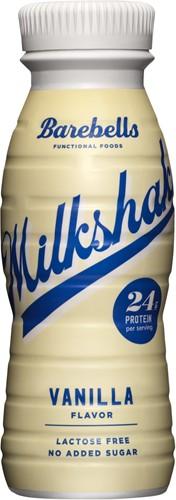 Barebells Milkshake Vanilla (1 x 330 ml)