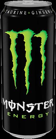 Monster Energy Original (1 x 500 ml)