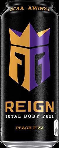 Reign Total Body Fuel Peach Fizz (12 x 500 ml)