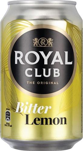 Royal Club Bitter Lemon (24 x 330 ml)