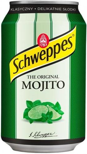 Schweppes Mojito (24 x 330 ml)