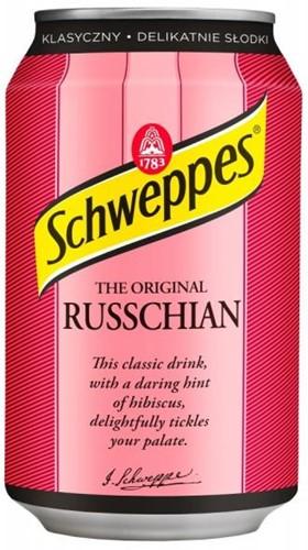 Schweppes Russchian (24 x 330 ml)