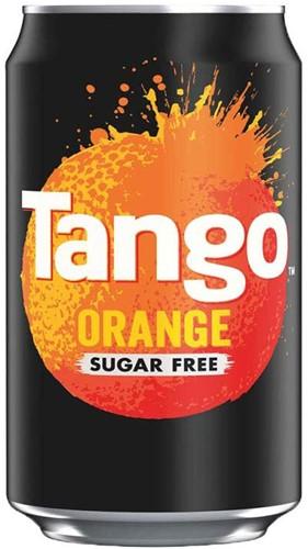Tango Sugar Free Orange (24 x 330 ml)