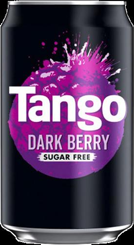 Tango Sugar Free Dark Berry (24 x 330 ml)