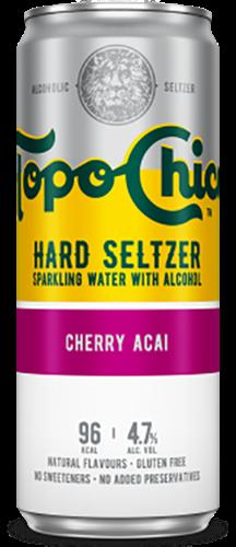 Topo Chico Cherry Acai (1 x 330 ml)