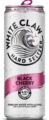 White Claw Hard Seltzer Black Cherry (1 x 330 ml)
